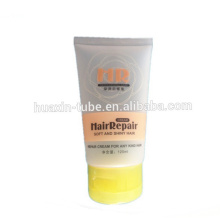 Alibaba China 120ml Clear Soft Plastic Tubes For Cosmetic